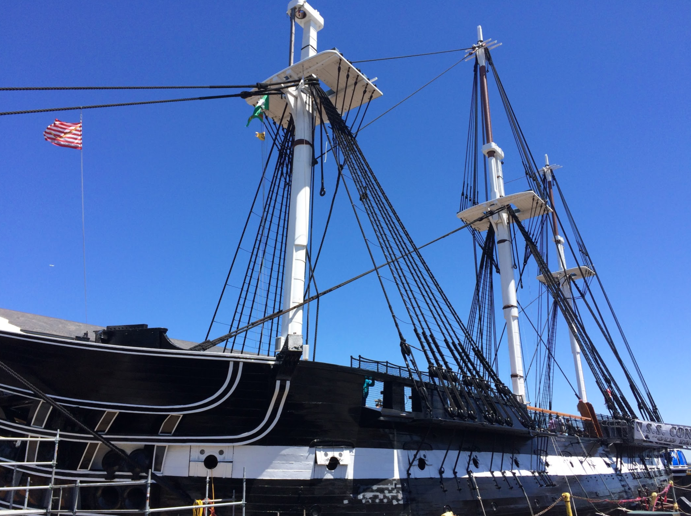 uss constitution boston ma adventuring for families
